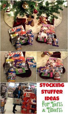 Stocking Stuffer Ideas For Teens & Tweens #Christmas