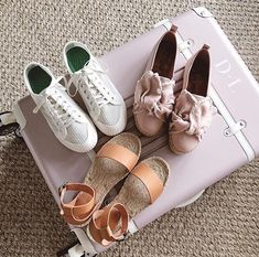 Blush crush for spring. Our new Terminal 1 color will give you an excuse to go on vacation. Just add a monogram and you're on your way. #mymarkandgraham #springbreak 📷: @beautifullyseaside