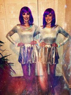 Marsianer Kostüm selber machen | Kostüm-Idee zu Karneval, Halloween & Fasching