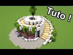 nether portal ( outside) Minecraft Mods, Minecraft Garden, Minecraft Building Guide, Cute Minecraft Houses, Amazing Minecraft, Minecraft Blueprints, Minecraft Crafts, Minecraft Designs, Minecraft Fountain
