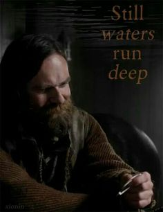 Murtagh....I wonder if Diana has a novella of his back story up her sleeve.
