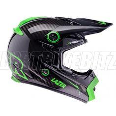 2013 Lazer Smx Motocross Helmets - Mx8 Carbon Tech Pure Carbon - 2013 Lazer…