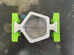 Icosaedro que molde - 3D impresión - geométrica del molde - molde…                                                                                                                                                                                 Más
