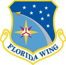 Florida Wing logo Civil Air Patrol, Wings Logo, Civilization, Portal, Air Force, Badge, Patches, Florida, Military