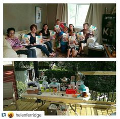 Congrats to our Instagram friend @helenferridge who was one of our week 2 winners!!  Share a photo of your party guests holding the new Fall/Winter Catalog on Instagram or Twitter with the hashtag #mysteepedparty for your chance to win weekly prizes! SIP. SNAP. SHARE. We can't wait to see all of your Parties! www.steepedtea.com