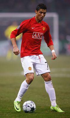 Cristiano Ronaldo  l  MUFC