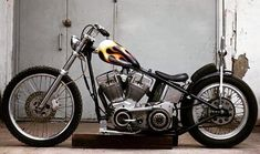 Bobber Chopper, Old Trucks, Biker, Motorcycles, Bobbers, Choppers, Cool Stuff, Instagram Posts, Twins