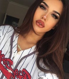 Best Makeup Tips and Ideas for Your Hot Date! - My Makeup Ideas Makeup Is Life, Makeup Goals, Love Makeup, Makeup Inspo, Makeup Inspiration, Makeup Ideas, Makeup Blog, Beauty Make-up, Fashion Beauty