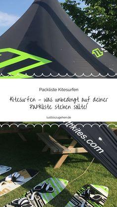 Zu oft habe ich etwas vergessen wenn wir spontan losgezogen sind! Mit meiner Packliste für ein Kitesurf-Wochenende passiert dir das nicht. Schau rein! #kite #kitesurfen #surfen #packliste #kurztrip