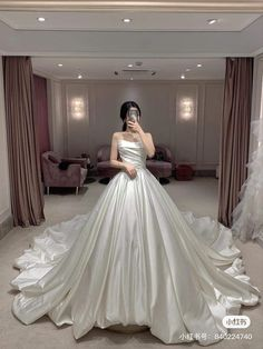 Princess Wedding Dresses, Best Wedding Dresses, Bridal Dresses, Princess Ball Gowns, Wedding Styles, Fantasy Gowns, Fairytale Dress, Mermaid Dresses, Ball Dresses