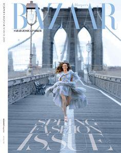 SJP for Harper's Bazaar --  March 2009.