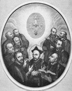 The Society of Jesus, (Jesuits)