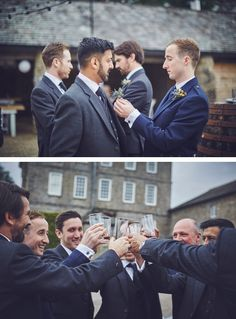 Some of our favourite photos from Emma and Ross's laughter-filled wedding day at the stunning Kingston Estate in Devon by team of two documentary wedding photographers Nova Emma Ross, Instagram Feed, Instagram Posts, Kingston, Master Class, Devon, Groomsmen, Documentaries, Wedding Day