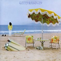 Album Cover of The Week: Neil Young: On The Beach (1974)