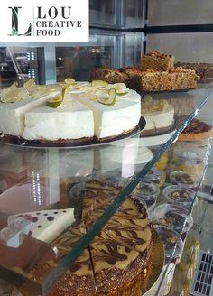 Bakery : cheesecake, pecan pie... des gourmandises bio chez Lou Creative Food Reims