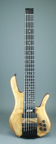 TJ6H - Zon Guitars