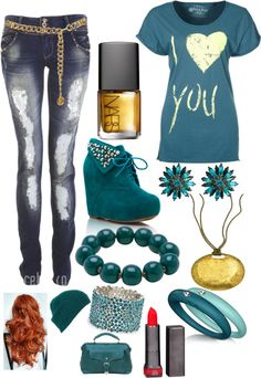 """I Love You!"" by highsugar on Polyvore"
