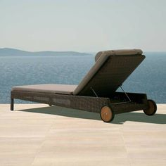 Barlow Tyrie Nevada Chaise Lounge
