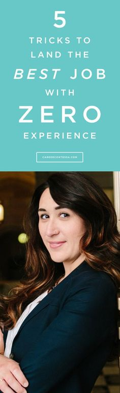 Navigating the twists and turns of your career is challenge enough, but what if you lack work experience? Use these tricks to prove you're the woman who aces challenges, regardless of background. #JobSearch #CareerAdvice #NewJob #Interview