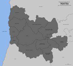 Freguesias do concelho de Mafra