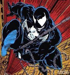 Venom by Todd McFarlane