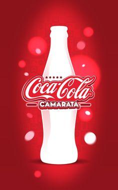 Coke A Cola Wallpaper - WallpaperSafari
