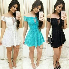 Girly Outfits, Skirt Outfits, Outfits For Teens, Sexy Outfits, Sexy Dresses, Dress Skirt, Short Dresses, Fashion Dresses, Cute Outfits