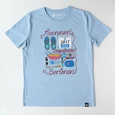 My Shop | Runnin' Sky Blue