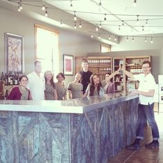 Note from Staff: Thank you all for coming! We love our #DEWN ies! #pickupparty #bonnydoonvineyard #tastingroom