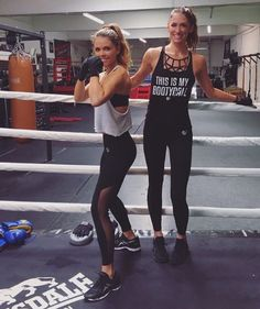 Boxing and Burn! Fun Ways to change up your workout!