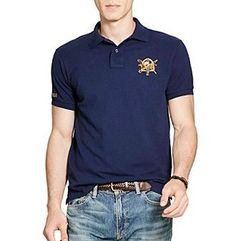 Polo Ralph Lauren® Men's Custom Fit Featherweight Polo Shirt
