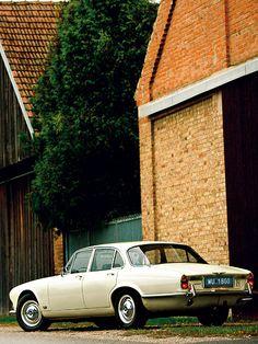 1968 Jaguar XJ/6 l