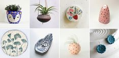 Ceramic shopping inspiration on ArtisticMoods