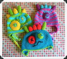 Monster hats!!