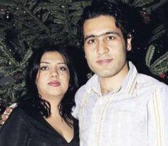 Mehdi Mahdavikia with his wife | The Legend Of Iran`s Football ... Javad Nekounam Wife