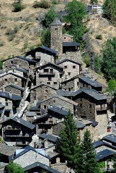 Os de Civis. Alt Urgell | Catalogne 2012 - Catalonia