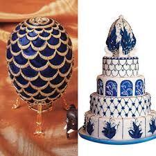 faberge egg cupcake topper - Google Search