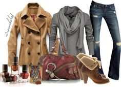 """""""Staying Warm"""" by wannabchef on Polyvore"""