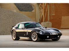 Image credit: © Superformance.    2009 Superformance Shelby Daytona Cobra Coupe