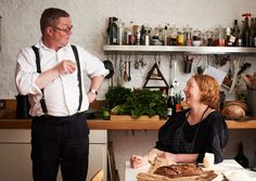 I've got a serious crush on Fergus Henderson!
