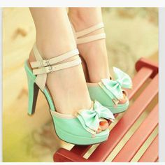 Anything close to Tiffany blue I think I would try to wear, lol well for a short period.