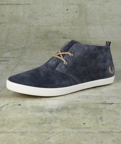 Fred Perry Mid Suede Boot Just bought these and absolutely love them. Great details on them.