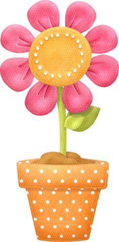691 best clipart spring flowers images on pinterest in 2018 flowerpot1maryfrang friendship flowers garden clipart flower clipart flower pots flowers mightylinksfo