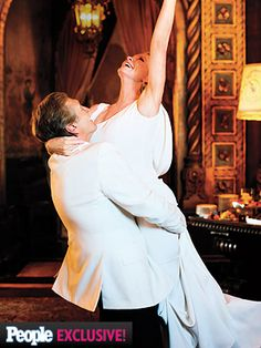 Inside Lisa Niemi and Albert DePrisco's Wedding Celebrity Wedding Photos, Celebrity Weddings, Lisa Niemi, Patrick Wayne, Jennifer Grey, Dirty Dancing, Harrison Ford, Love Couple, Actor