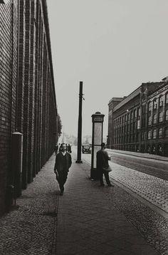 by Ursula Arnold  Edisonstraße, East Berlin 1965