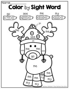 CHRISTMAS NO PREP PACKET (KINDERGARTEN) - TeachersPayTeachers.com