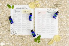 This Is The One Printable Essential Oils Guide You Need On Hand