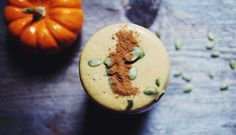 Ultimate Vegan Pumpkin Spice Smoothie | Breakfast Criminals