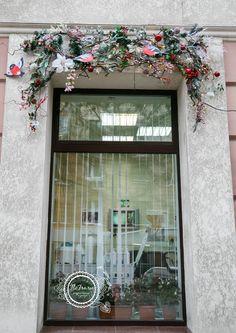 новогоднее украшение витрины декор витрина Кузбасс Кемерово оформление www.flofra.ru окна рождество новый год.jpg9