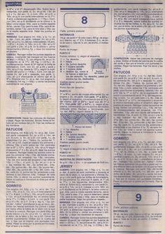 Patrones para tejer chambritas para bebé - Imagui